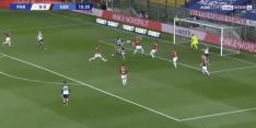 Video: Pellè opent rekening namens Parma met heerlijke omhaal