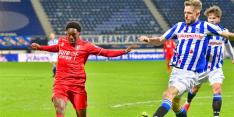 Twente en Heerenveen scoren niet zonder topscorers in de basis