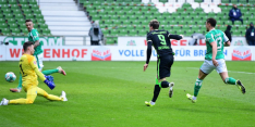 Weghorst, Lewandowski en Haaland in Bundesliga-schijnwerpers