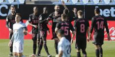 Talisman Benzema legt de druk weer bij FC Barcelona