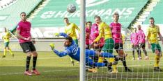 Goudhaantje Dalmau bezorgt Utrecht zege met late goal