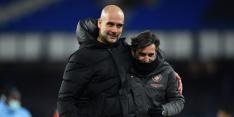 """Guardiola lovend over City: """"Het is ook tijd om even te genieten"""""""