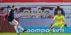 Feyenoord sluit roerige week af met blamage tegen FC Emmen