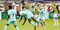 Willem II pakt punt bij Vitesse en brengt VVV slecht nieuws