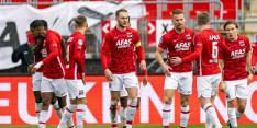 Efficiënt AZ geeft PSV nieuwe tik: ook strijd om plek twee open