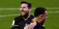 Dest en Messi hoofdrolspelers bij voetbalshow FC Barcelona