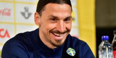 Teruggekeerde Zlatan meteen in de basis bij Zweden