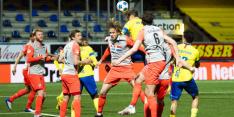 Eredivisie-elftal Cambuur krijgt met verlenging Schouten vorm