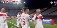 Video: Malen veroorzaakt strafschop, Yilmaz maakt de 2-0