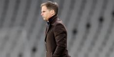 De Boer houdt zich vast aan spel tegen Letland