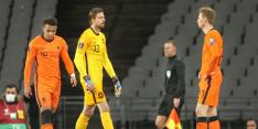 Wijziging bij Oranje: niet Stekelenburg, maar Krul keept