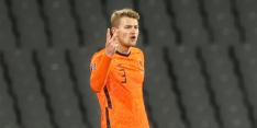 """De Ligt looft Ajax-opvolgers Schuurs en Timber: """"Een revelatie"""""""