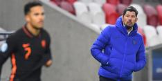 Jong Oranje vreest niet voor een fatale salonremise