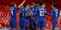 Engeland en Italië maken geen fout in eerste kwalificatieduel