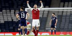 Oranje-opponent Oostenrijk overtuigt niet tegen Schotland