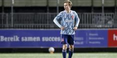 Ajax legt drie talenten uit de jeugd voor lange tijd vast