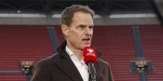 """De Boer wil aan het doelsaldo werken: """"Minimaal vijf keer scoren"""""""