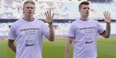 Noorwegen richt zich in nieuw statement tot andere landen