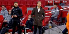 Nederland zakt na verlies twee plekken op FIFA-ranking