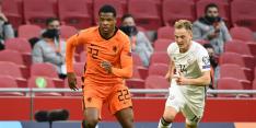 """Backs Oranje blij met 5-3-2: """"Ik kijk naar de voordelen"""""""