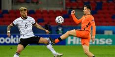 Jong Oranje speelt weer gelijk, maar is nog kansrijk op vervolg