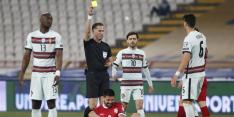 "Portugese bondscoach na incident: ""Makkelie bood excuses aan"""