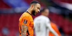 """Memphis pareert Barça-vraag: """"Dat wordt vanzelf duidelijk"""""""