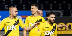 NAC deelt De Graafschap enorme dreun uit in titelstrijd