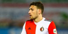 Feyenoord zegt contract Botteghin en vier anderen op