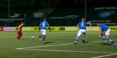 GAE morst ondanks 0-2 voorsprong bij hekkensluiter Den Bosch