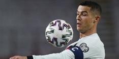 Door Ronaldo weggegooide aanvoerdersband levert veel geld op