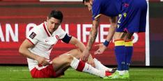 Lewandowski hervat looptraining, geweldig nieuws voor Koeman