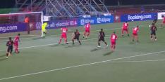 Video: captain Wijnaldum volleert Oranje op riante voorsprong