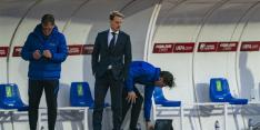 """De Boer komt met update Blind: """"Een enkelblessure"""""""
