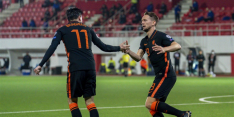 Oranje op rapport: twee onvoldoendes ondanks eclatante winst