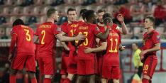 België bevestigt EK-favorietenstatus met monsterzege