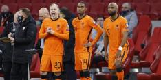 """Solskjaer genoot van Van de Beek: """"Hoop het vaker te zien"""""""