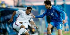 Jong Oranje treft Frankrijk in kwartfinales EK