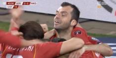 Video: Duitsland na doelpunt Pandev verrassend op achterstand