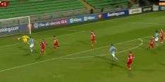 Video: Zahavi trekt PSV-vorm door met treffer voor Israël