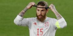 """Ramos bankzitter bij Spanje: """"Ik ben gewoon een speler"""""""