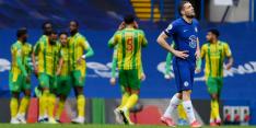 Chelsea beleeft horrormiddag en krijgt voetballes van West Brom