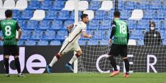 Roma kent slechte generale voor 'Ajax', Atalanta wint wel