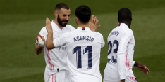 Real Madrid gaat met goed gevoel cruciale week in
