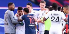 Lille herovert koppositie in topper tegen PSG, rood voor Neymar