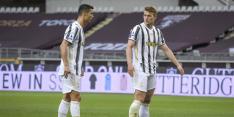 Straf Juve keihard: club mogelijk verbannen uit Serie A