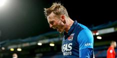 AZ boekt ondanks ondertal verdiende overwinning op Willem II