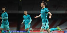 Goudhaantje Jota bezorgt Liverpool belangrijke punten bij Arsenal