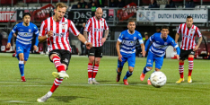 Thy bezorgt Sparta in slotfase overwinning op oude club