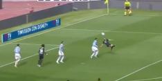 Video: Verde maakt waarschijnlijk goal van het jaar in Italië